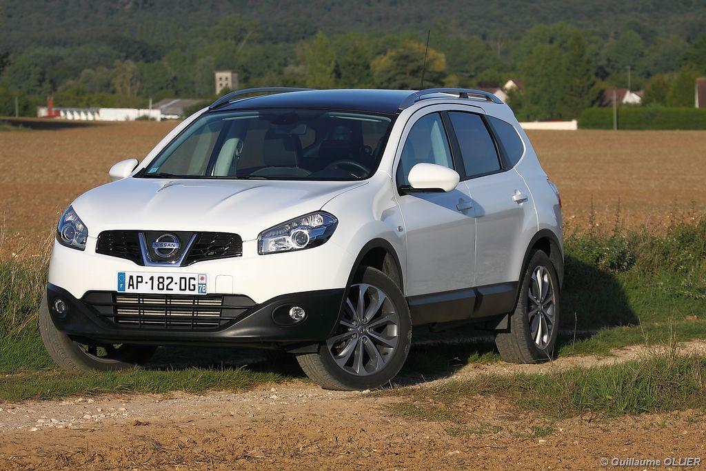Lire l'article «Essai Nissan Qashqai +2 dCi 110»