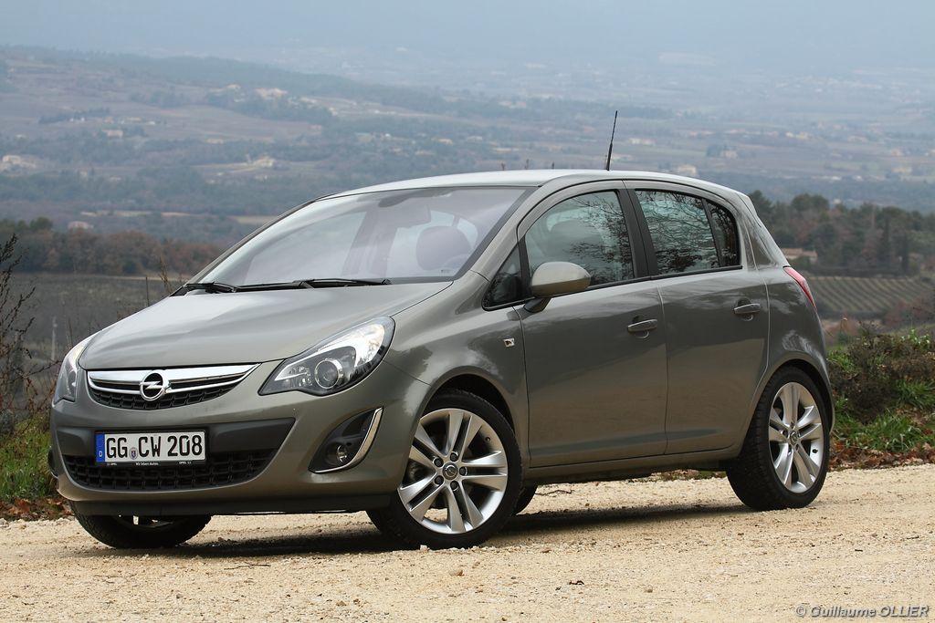 Lire l'article «Essai Opel Corsa 1.3 CDTi 95»