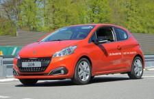Seulement 2l/100 km pour la nouvelle Peugeot 208 BlueHDi 100