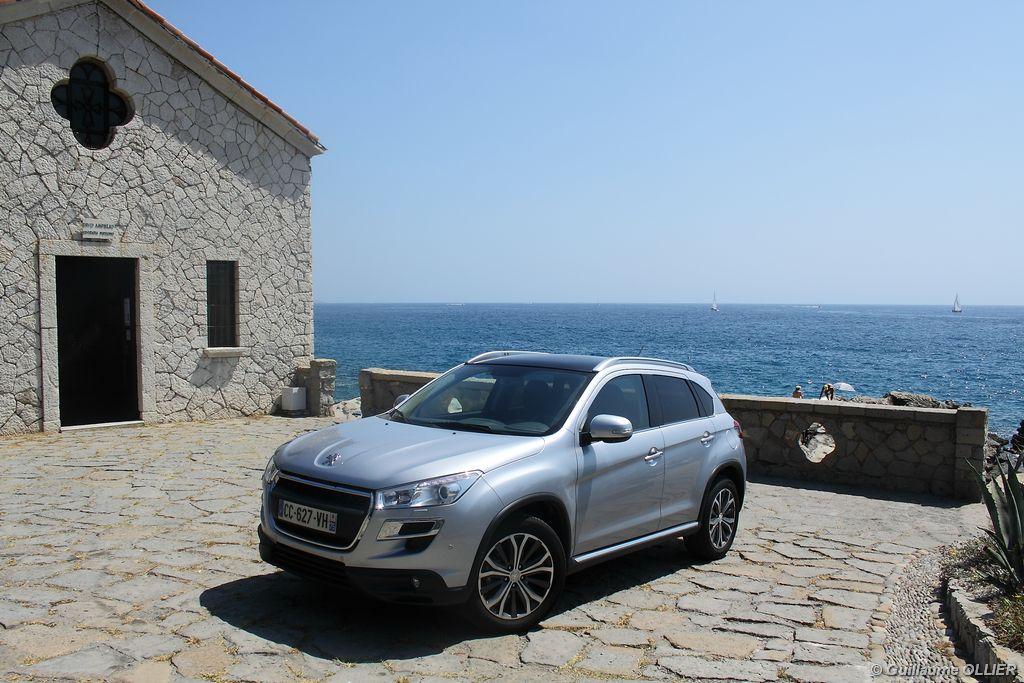 Lire l'article «Essai Peugeot 4008 HDi 150»