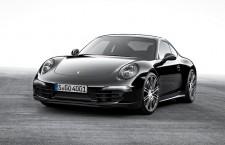 Edition limitée Porsche Boxter et 911 Black Edition