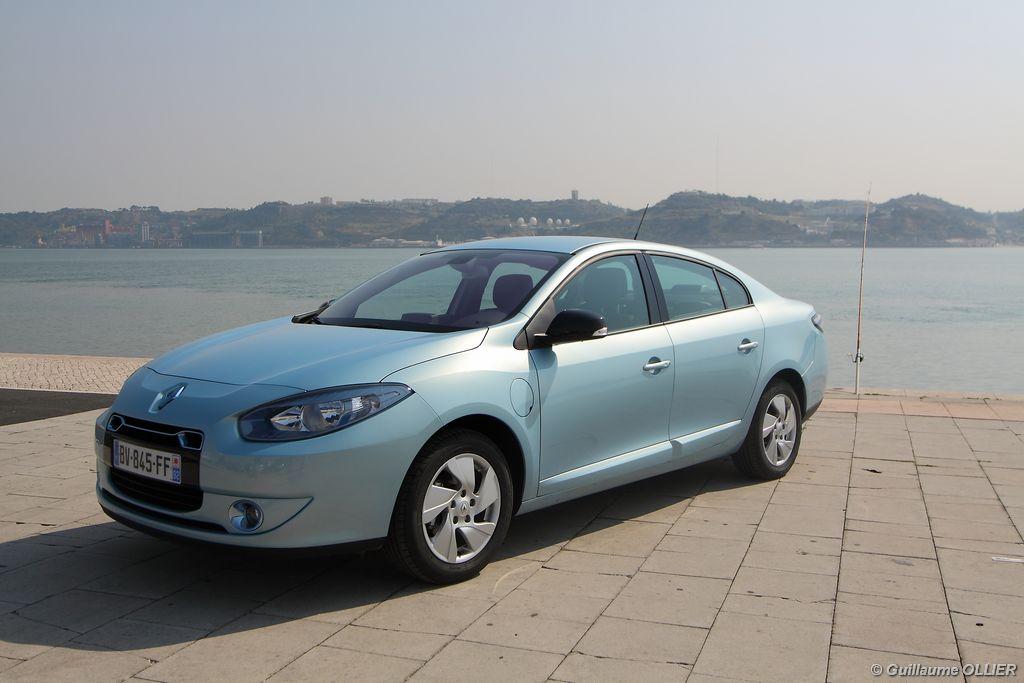 Lire l'article «Essai Renault Fluence ZE»