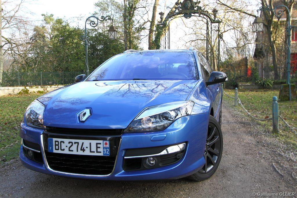 Lire l'article «Essai Renault Laguna Estate GT 2.2 dCi 180»