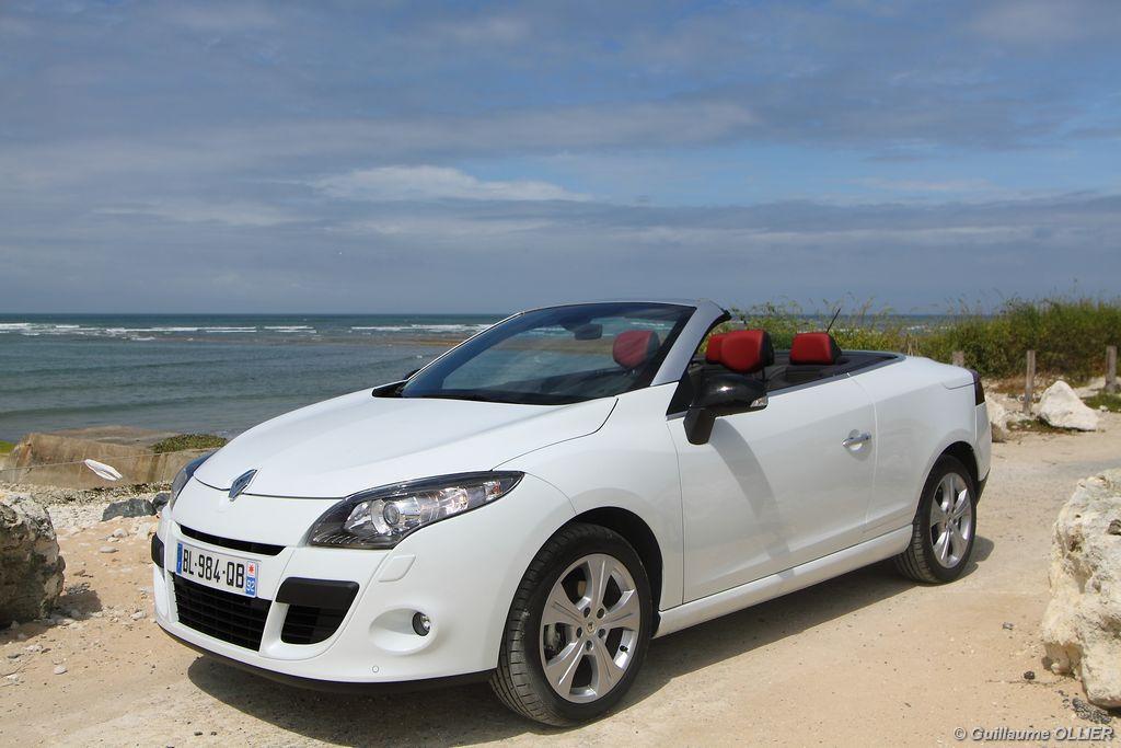 Lire l'article «Essai Renault Megane CC TCe 130»