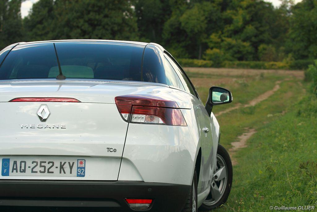 Lire l'article «Essai Renault Mégane CC TCe 130»