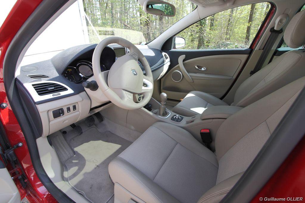 Lire l'article «Essai Renault Megane Estate dCi 160»