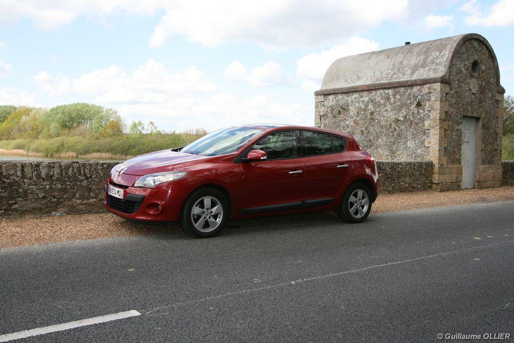 Lire l'article «Essai Renault Megane TCe 130»