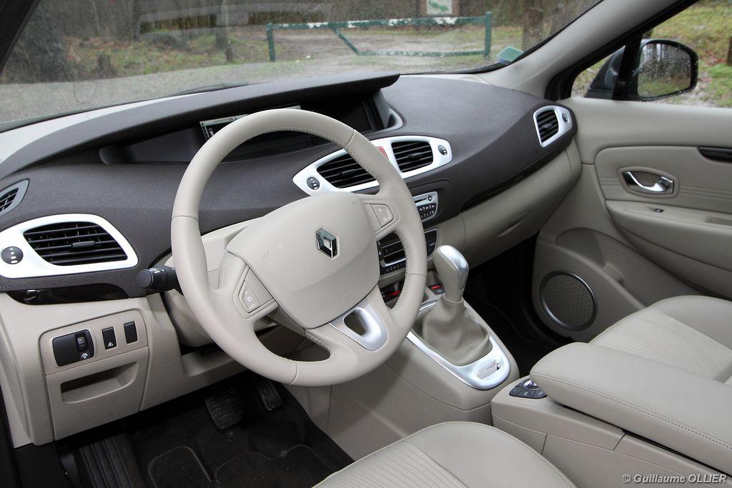 Lire l'article «Essai Renault Grand Scenic dCi 110 EDC»