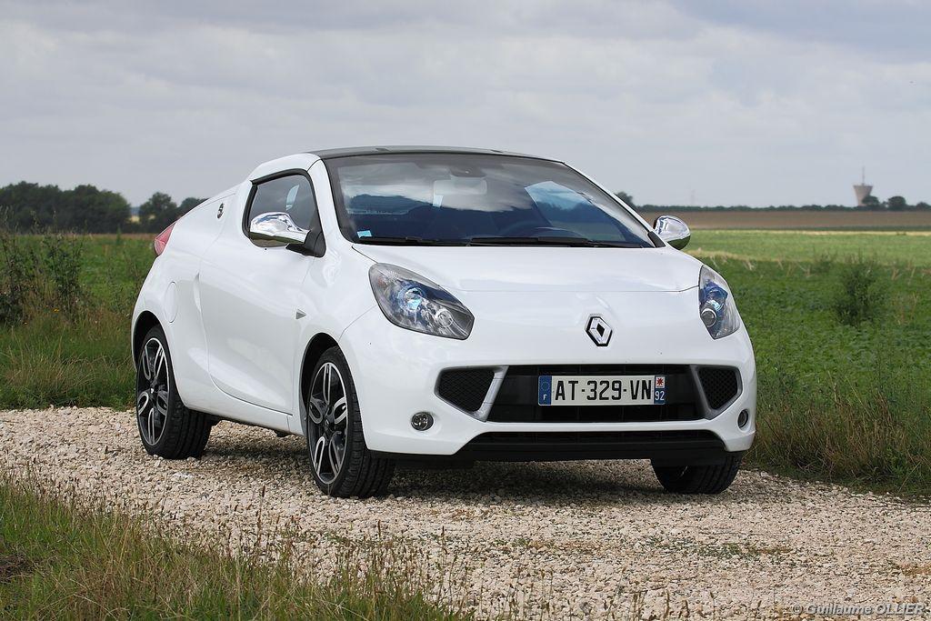 Lire l'article «Essai Renault Wind 1,6l 133»
