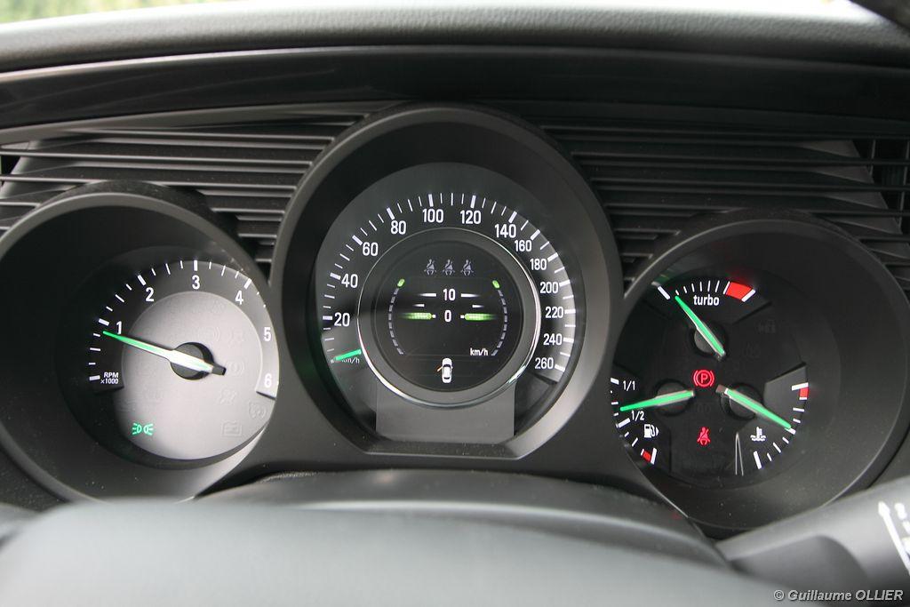 Lire l'article «Essai Saab 9-5 2.0 TTiD 190 Aero»