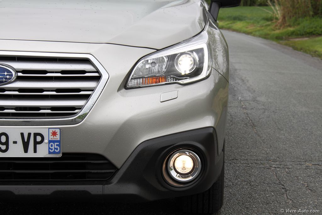 Lire l'article «Essai nouveau Subaru Outback 2015 2.5i 175 ch»