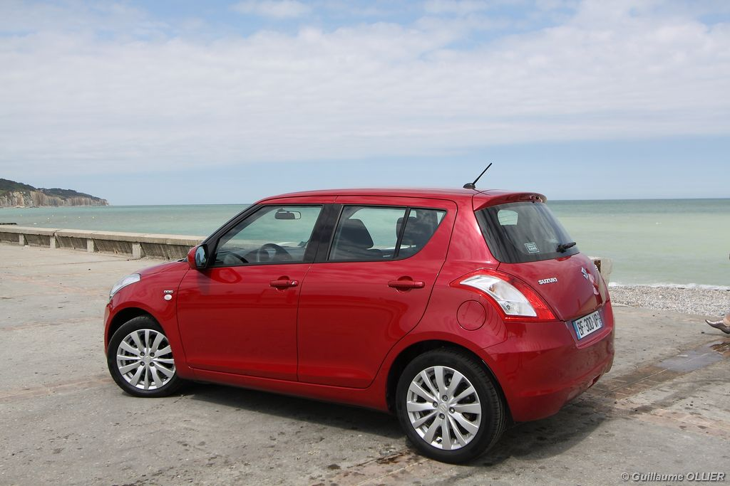 Lire l'article « Essai Suzuki Swift 1,2 l VVT 94 & 1.3 DDiS 75 »