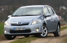 Essai Toyota Auris Hybride