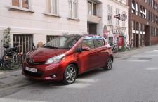 Essai nouvelle Toyota Yaris