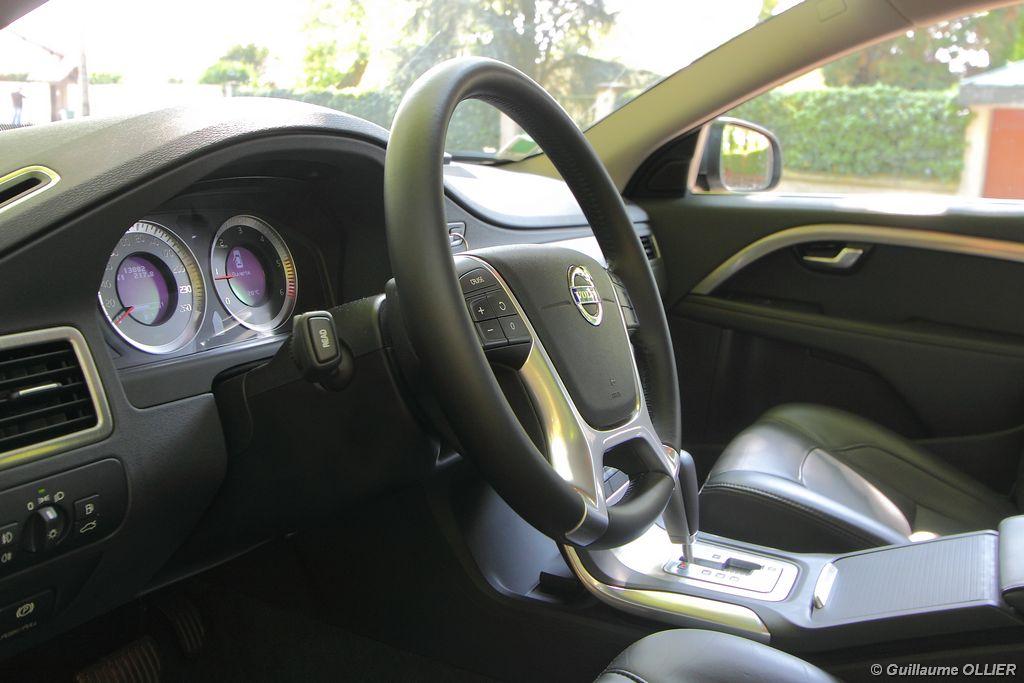 Lire l'article «Essai Volvo S80 D3»