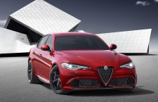 Nouvelle Alfa Romeo Giulia en photos et vidéo