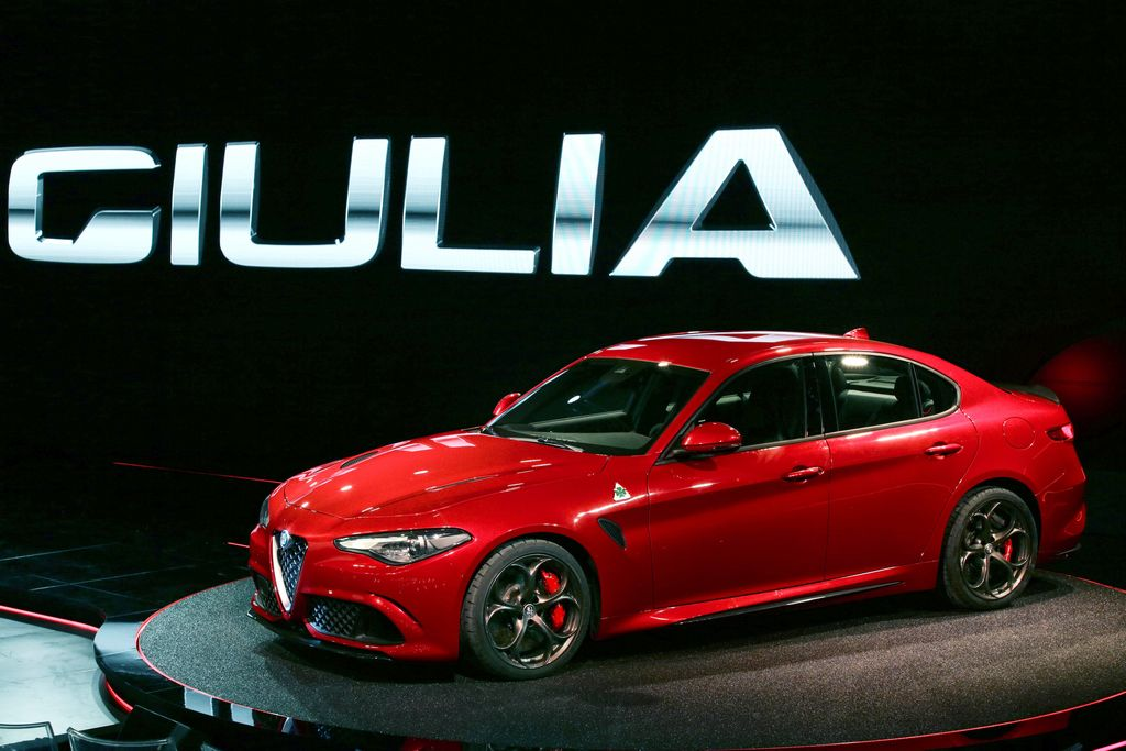 Lire l'article «Nouvelle Alfa Romeo Giulia en photos et vidéo»