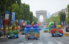 Il y a de l'électricité dans l'air cette année sur le Tour de France !