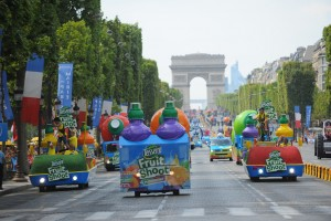 Tour de France 2014 - Etape 21 - Evry / Paris Champs-Elysees - 27/07/2014