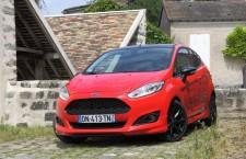Essai Ford Fiesta Red Edition EcoBoost 140 : la petite ST