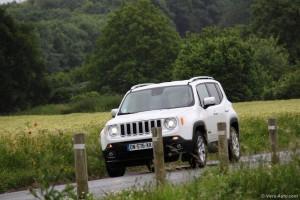 Jeep Renegade Limited - Essai Vivre Auto