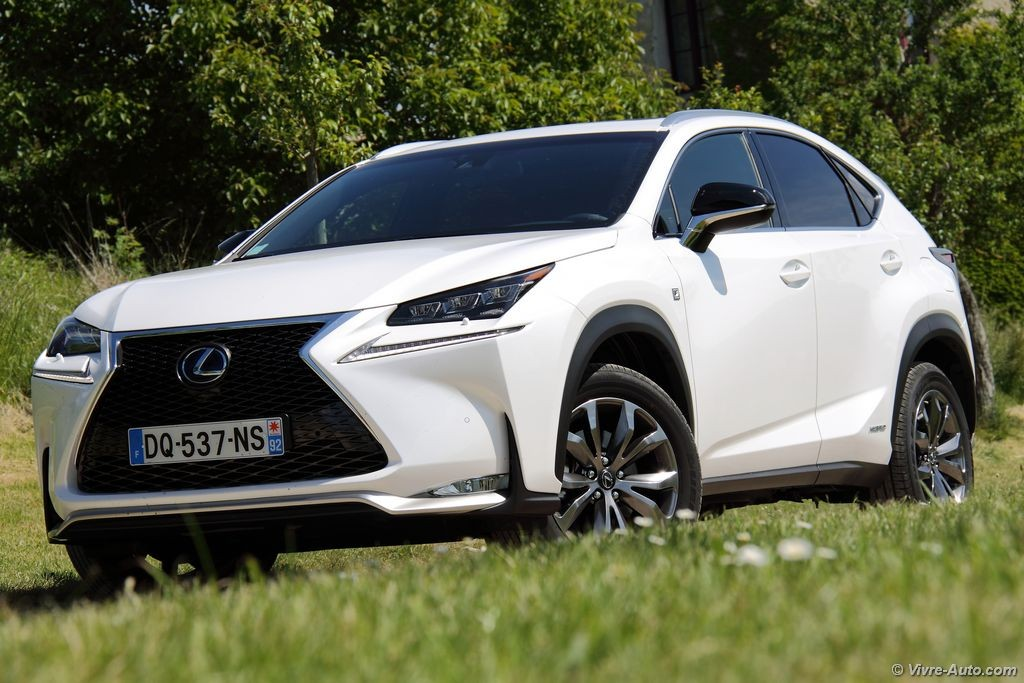 essai lexus nx 300h 4wd f sport salon roulant. Black Bedroom Furniture Sets. Home Design Ideas