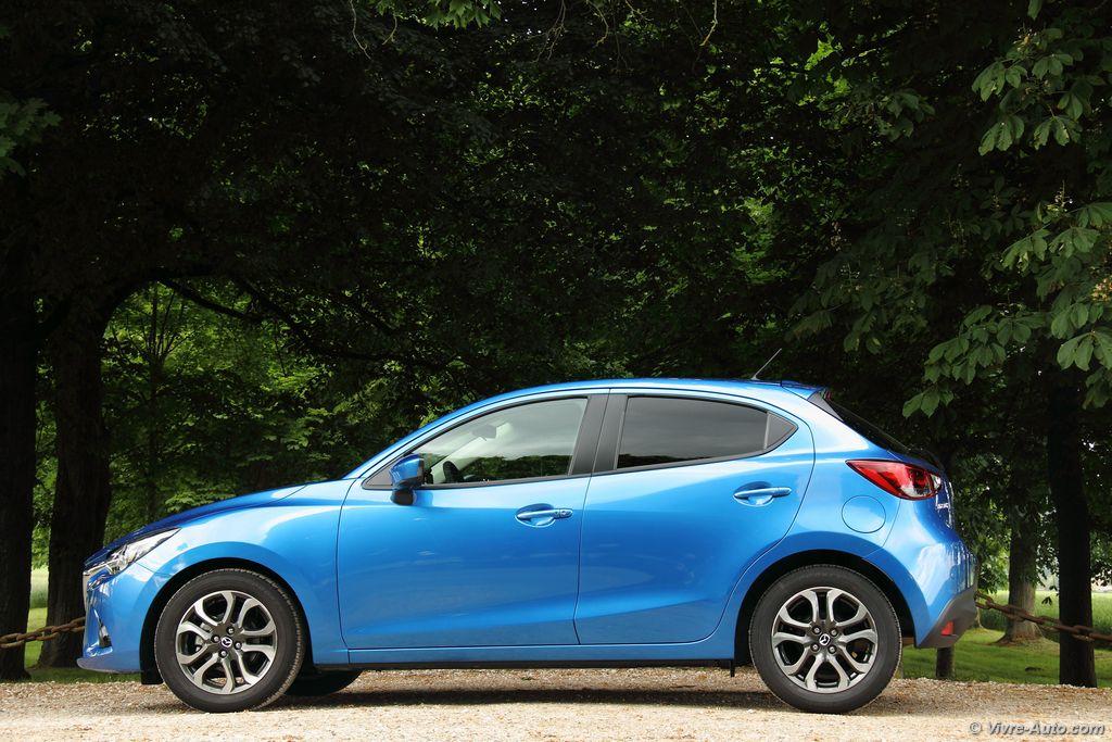 Lire l'article «Essai Mazda 2 1.5l Skyactiv-G 115 : un bond en avant»