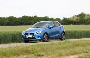 Essai Mazda 2 2015 - Vivre Auto
