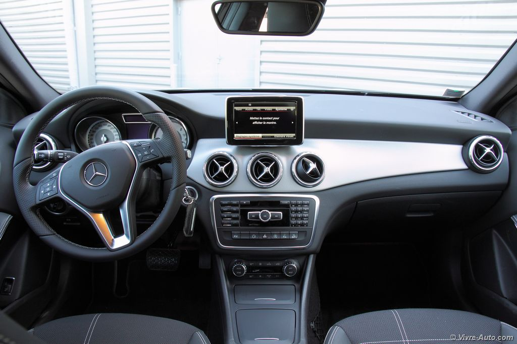Lire l'article «Essai Mercedes GLA 220 CDI 4MATIC : le SUV compact étoilé»