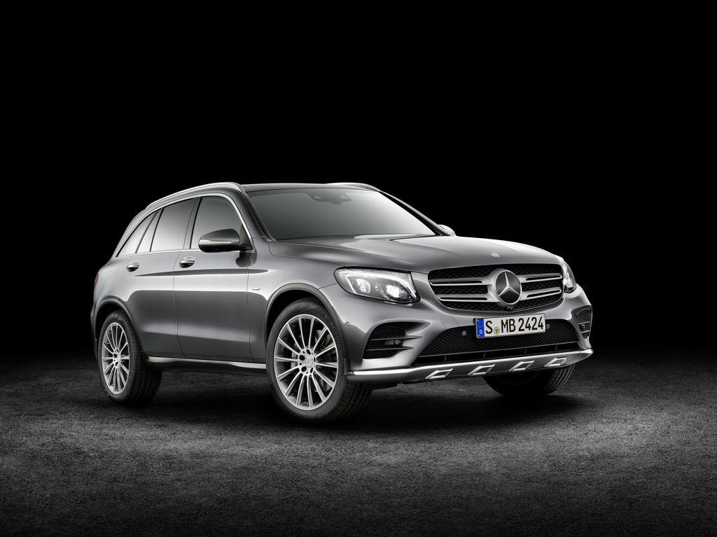Lire l'article «Nouveau Mercedes GLC, tout en rondeur»