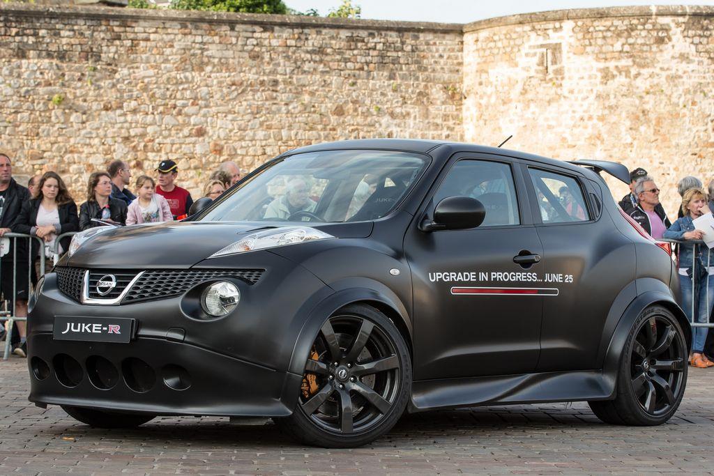Lire l'article «Nissan Juke R 2.0 : le crossover le plus puissant»