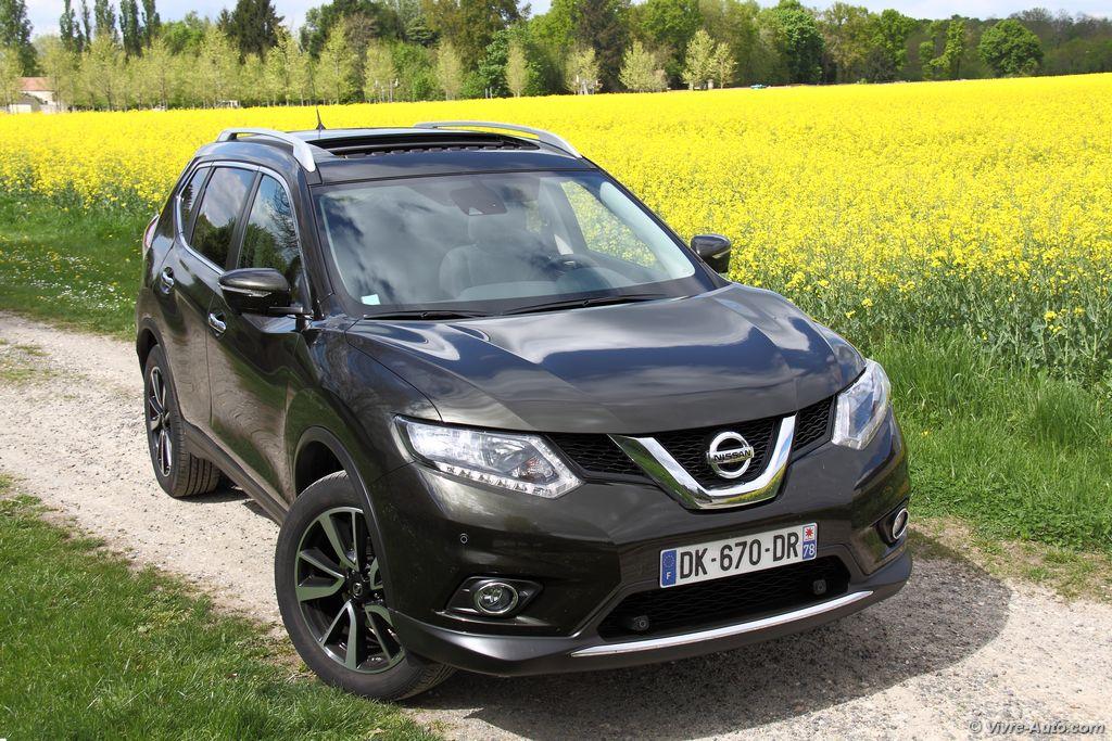 Lire l'article «Essai Nissan X-Trail dCi 130, changement de catégorie»