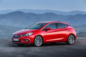 Opel Astra 2015 - Vivre Auto