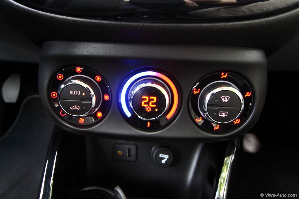 Lire l'article «Essai Opel Corsa CDTi 95, du mieux avec du vieux»