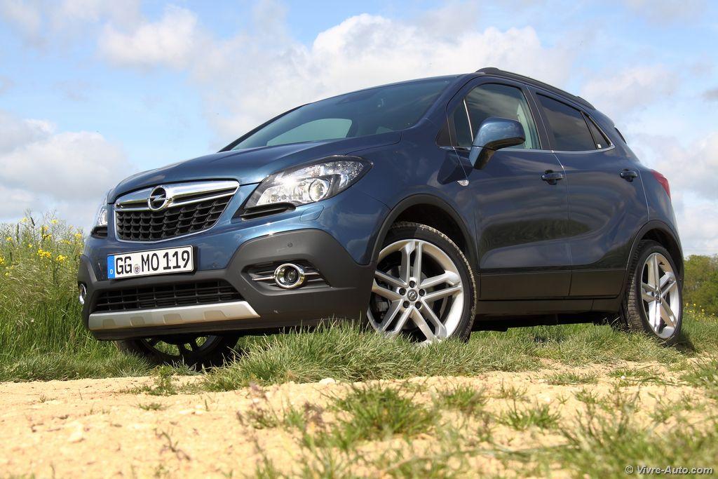 Lire l'article «Essai Opel Mokka CDTI 136, nouvelle mécanique adoptée»