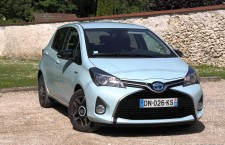 Essai Toyota Yaris Hybride, la citadine made in France