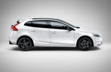 Volvo V40 Carbon Edition, seulement 20 exemplaires !