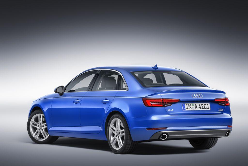 Lire l'article «Nouvelles Audi A4 2015, berline et break»