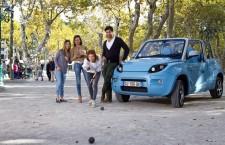 Citroën va commercialiser la Bolloré BlueSummer