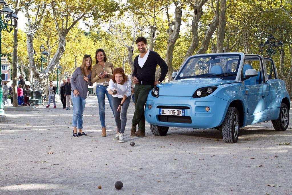 Lire l'article «Citroën va commercialiser la Bolloré BlueSummer»