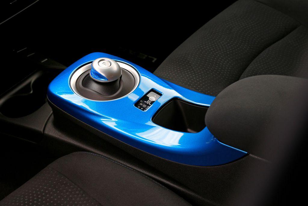 Lire l'article «Série spéciale Nissan Leaf Design Edition»