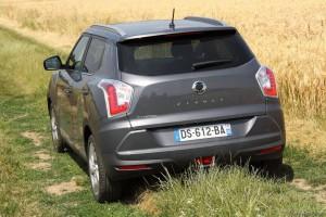 SSangyong Tivoli e-gdi - Essai Vivre Auto