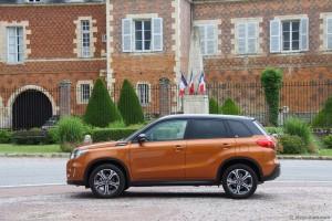 Suzuki Vitara 2015 - essai Vivre Auto