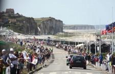 Une journée sur le Tour de France avec Kleber