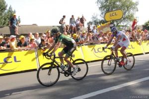 Tour de France 2015 Le Havre - Vivre Auto