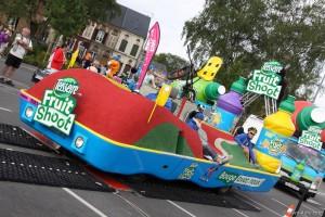 Pesée sécurité Kleber Tour de France 2015 - Vivre Auto