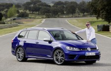 La Volkswagen Golf SW R arrive en concession