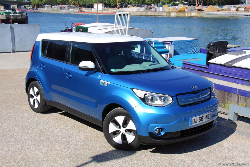 essai kia soul ev le premier crossover lectrique. Black Bedroom Furniture Sets. Home Design Ideas