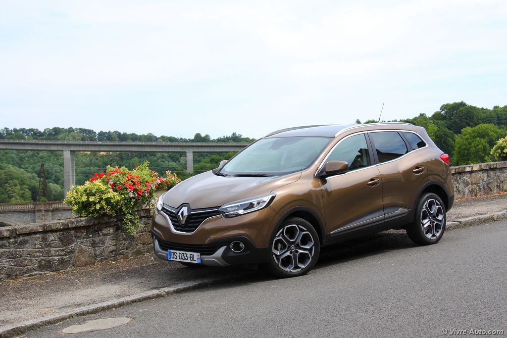Lire l'article «Essai Renault Kadjar dCi 130 4WD, fallait-il l'attendre ?»
