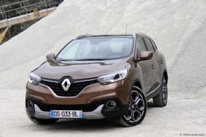 Renault Kadjar dCi 130 4x4 - Essai Vivre-Auto